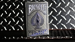 Bicycle Rider Back Cobalt Luxe (Blue) Version 2