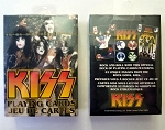 KISS American Hard Rock Playing card